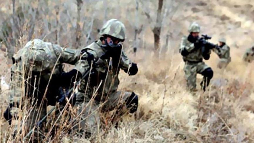Şırnak'ta PKK'ya ait silah ve mühimmat ele geçirildi!