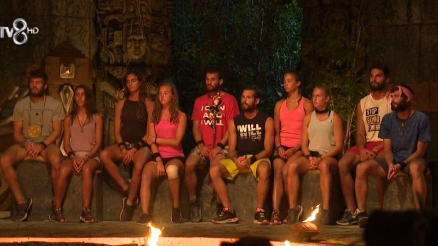 Survivor'da eleme adayları belli oldu! Yeni takımların ardından sonra Survivor'da ilk eleme adayları…