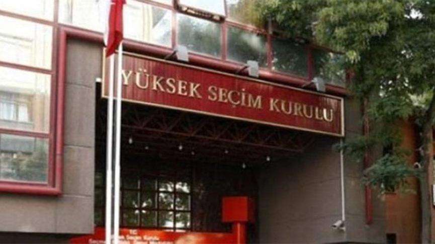 Son dakika... YSK'dan flaş Ankara kararı!