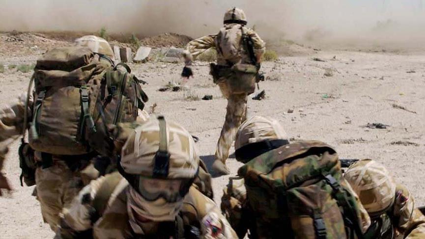Afganistan'da ABD askerlerine yönelik intihar saldırısı!