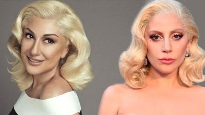 Muazzez Ersoy, 'Lady Gaga beni taklit ediyor' dedi sosyal medya dalga geçti