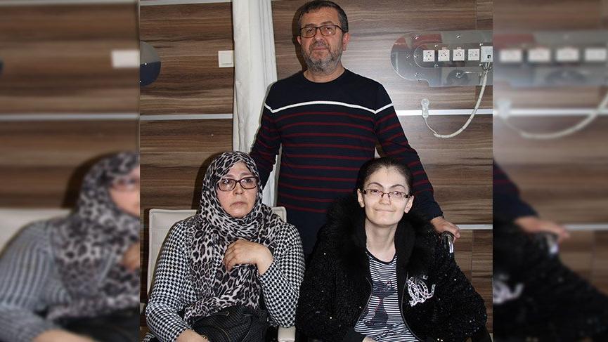 Dünyada nadir, Türkiye'de ilk kez görülen hastalığını tedavi ettiler