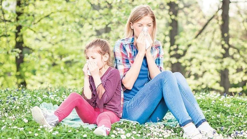 İşte bahar alerjisinden korunma yöntemleri