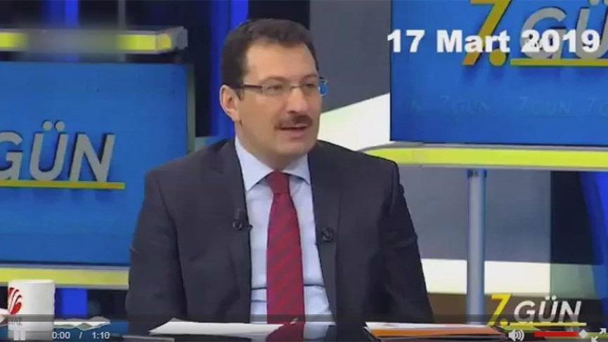 AKP'li Yavuz'un YSK hakkındaki bu açıklamaları tekrar gündeme geldi