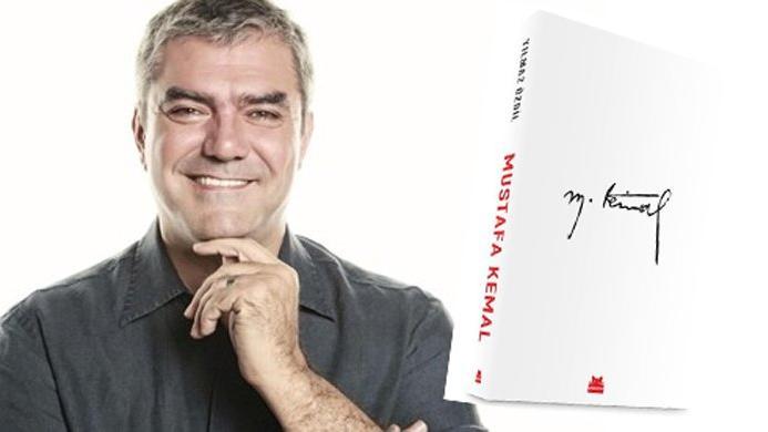 Yılmaz Özdil'in kitabı 'Mustafa Kemal', Azerbaycan Türkçesi'nde