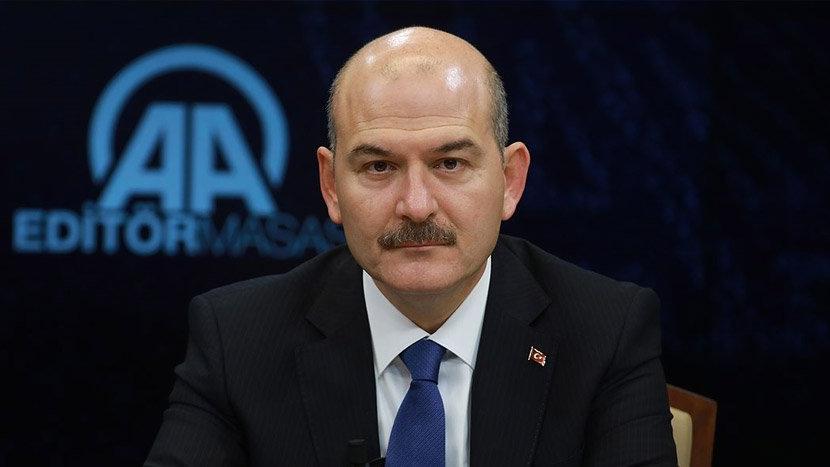 Süleyman Soylu'dan seçim açıklaması