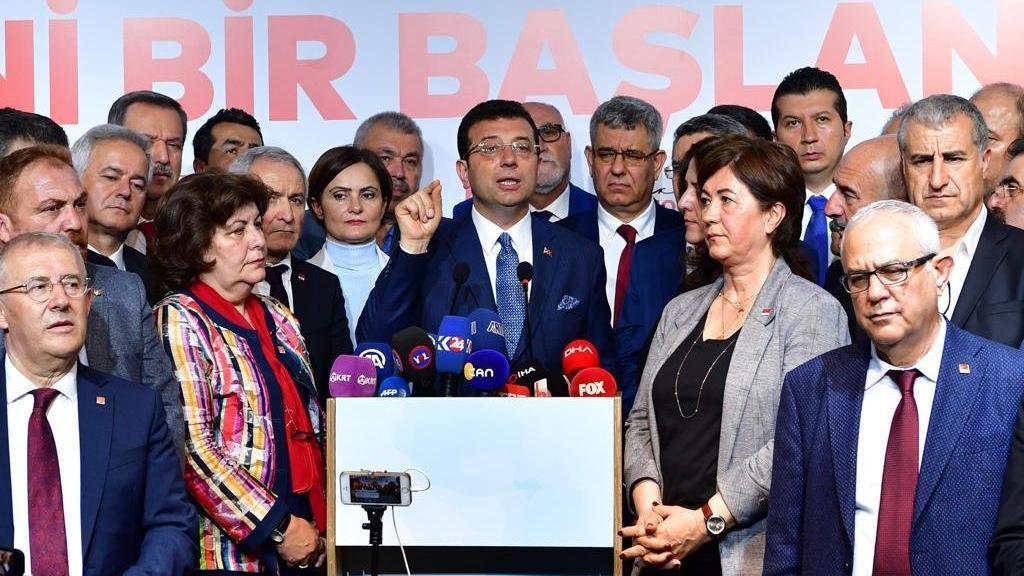 İmamoğlu'ndan seçim sonuçları açıklaması 'Allah aşkına yazık günah!'