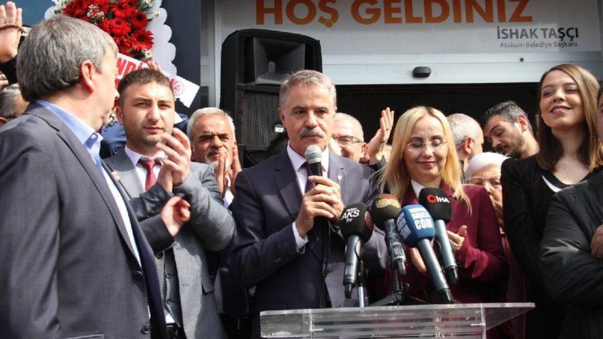 CHP'li başkana 687 bin liralık haciz şoku
