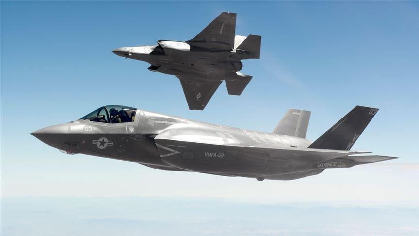 Radardan kaybolan Japon F-35'inin enkazı bulundu