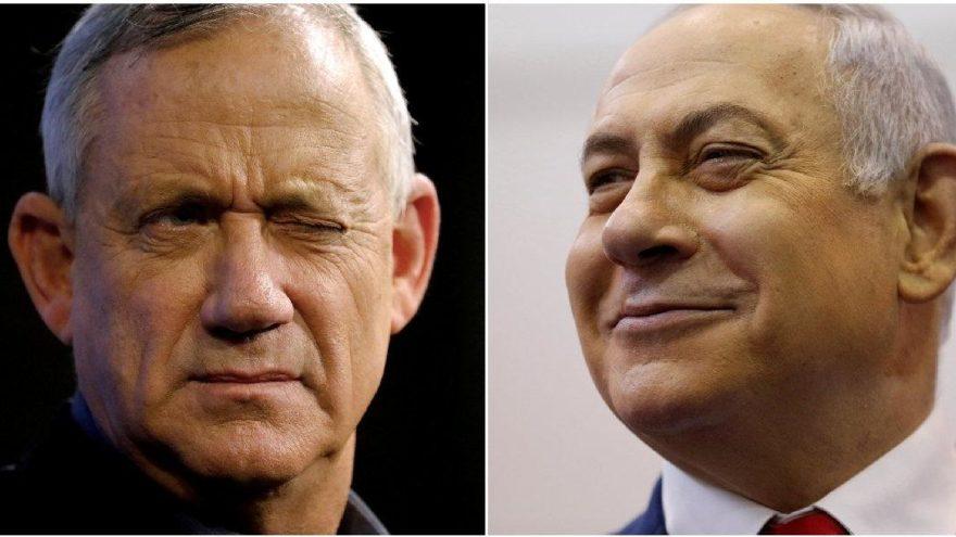 İsrail seçim sonuçları: İsrail'de taraflar karşılıklı zafer ilan etti