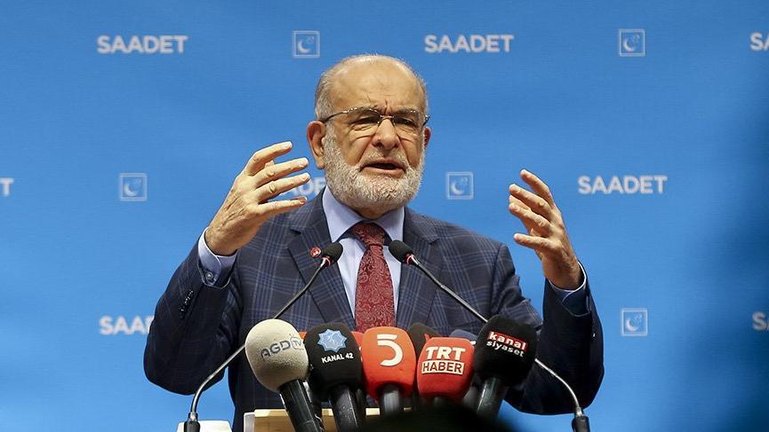 Karamollaoğlu: YSK'nın seçimlerin yenilemesine karar verebileceğine ihmal vermiyorum