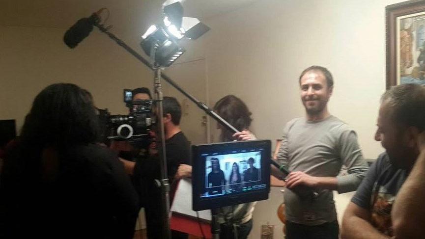 New York Masalı filminde yapımcı-çalışan kavgası!