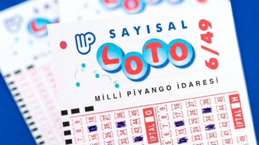 Sayısal Loto çekiliş sonuçları 10 Nisan: Sayısal loto 6. kez devretti