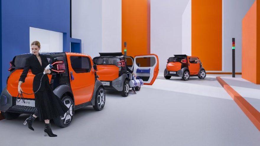 Citroen Şangay'da SUV şovu yapacak!