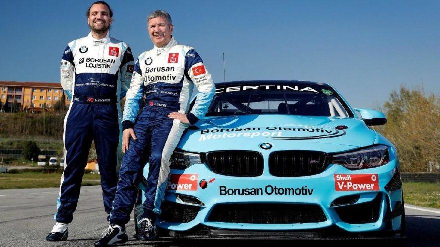 Borusan Otomotiv Motorsport Türkiye'yi GT4'te temsil edecek!