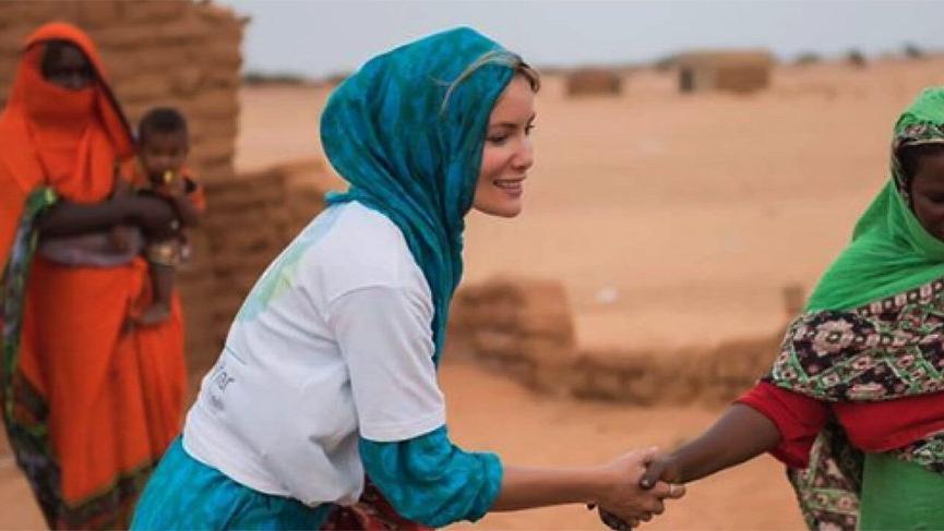Sudan krizi Gamze'yi vurdu!