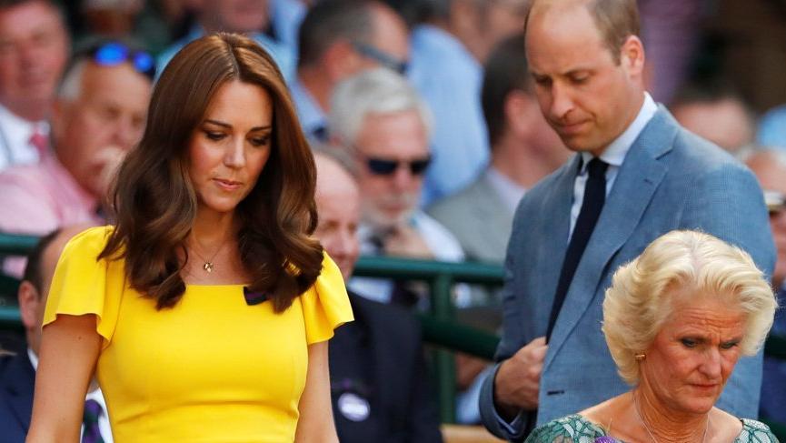 Prens William'ın Kate Middleton'ı aldattığı iddia ediliyor