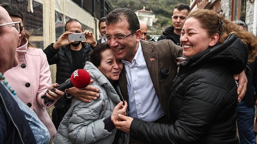 İmamoğlu, Erdoğan'a seslendi: Sizi kandırıyorlar! | Son dakika haberleri
