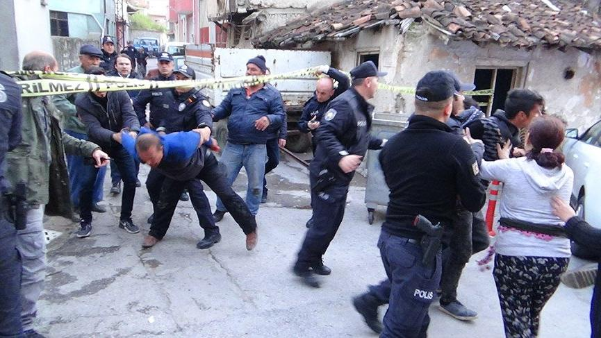 Kütahya'da silahlı kavga: 2 ölü, 2 yaralı