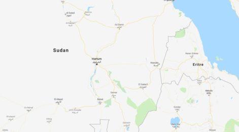 Sudan nerede? Sudan hangi kıtada? Darbe yaşanan Sudan'ın haritadaki yeri...