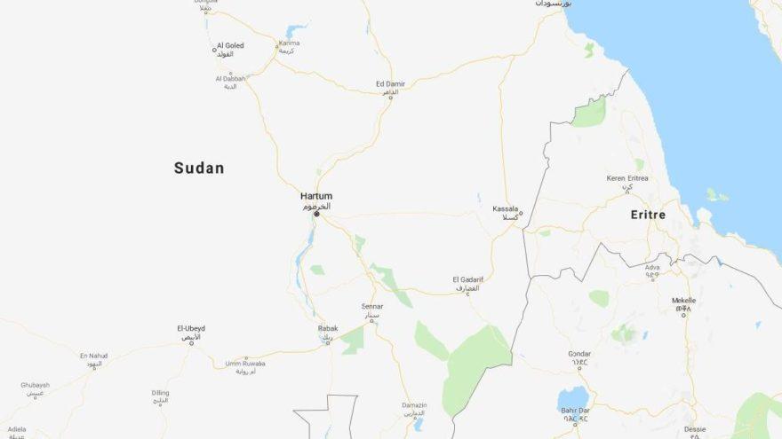 Sudan nerede? Sudan hangi kıtada? Darbe yaşanan Sudan'ın haritadaki yeri…