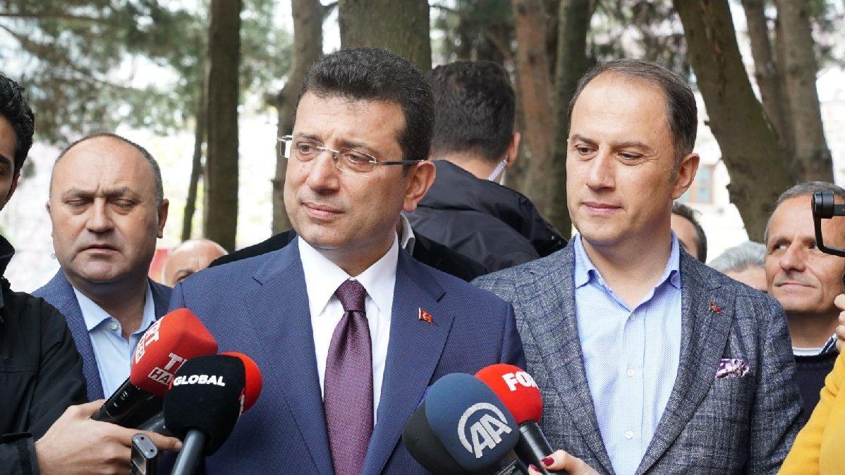 Ekrem İmamoğlu'ndan Abdullah Gül'e: Seslerinin daha gür çıkması lazım | Son dakika haberleri