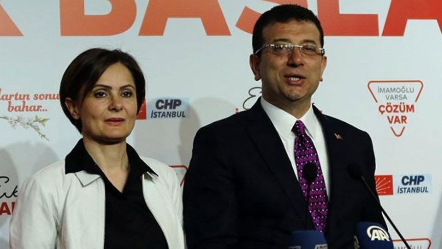 CHP'den 'Maltepe'deki arbede' açıklaması