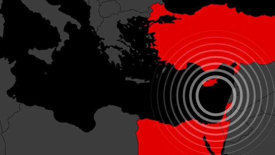 Türkiye Doğu Akdeniz'de çizgiyi çekti