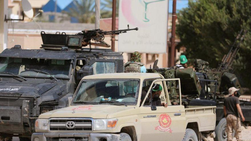 Libya'da bir haftada 75 kişi öldü