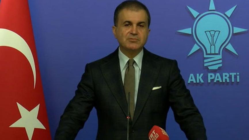 Son dakika haberi… Ömer Çelik'ten MKYK sonrası seçim açıklaması