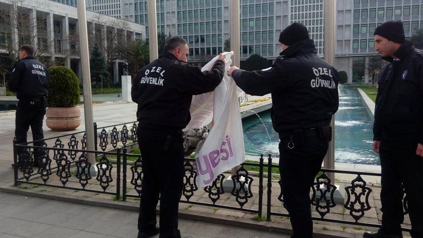 İBB işçilerine sendika baskısı iddiası!