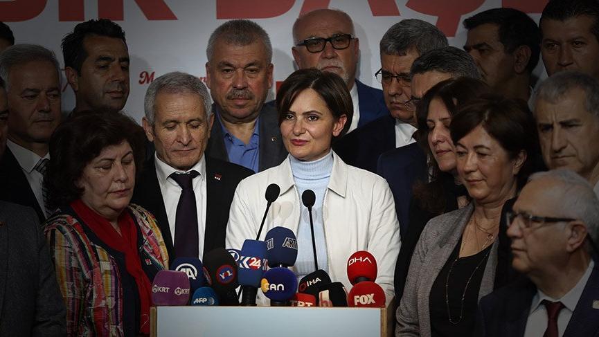 CHP'li Kaftancıoğlu: 'Atı alan Üsküdar'ı geçti' diyeceklerdi