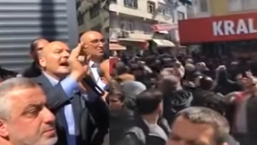 Süleyman Soylu'ya hakaret ettiği iddia edilen Saadetlilere 2 yıl 4 ay hapis istemi