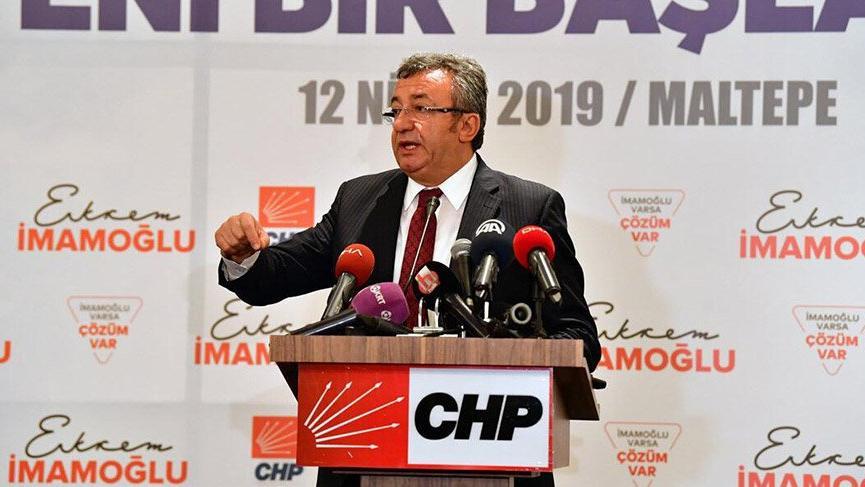Son dakika haberi... CHP Grup Başkan Vekili Engin Altay'dan sahte tutanak iddiası