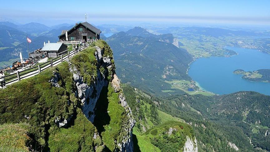 Duyguların gölü Wolfgangsee