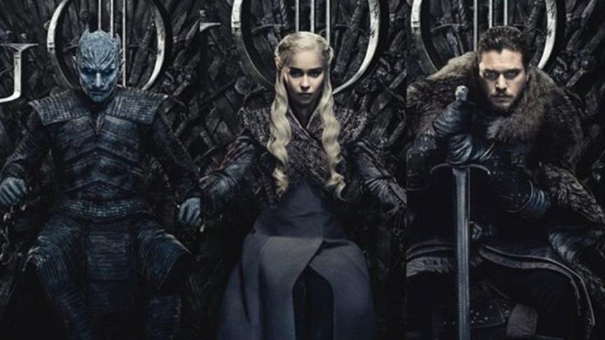 Game of Thrones final sezonu için geri sayım! Game of Thrones 8. sezon ne zaman başlayacak?