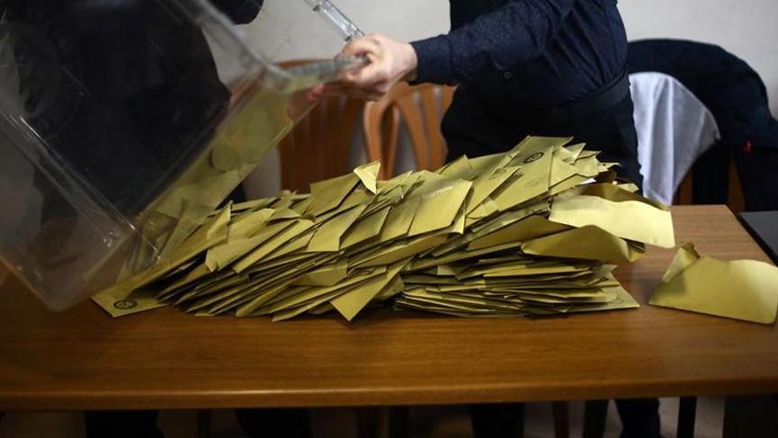 İstanbul seçim sonuçlarında son durum ne? Maltepe'de oy sayım işlemleri devam ediyor