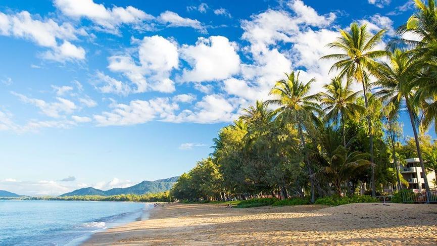 Avustralya'nın cennet köşesi Palm Cove
