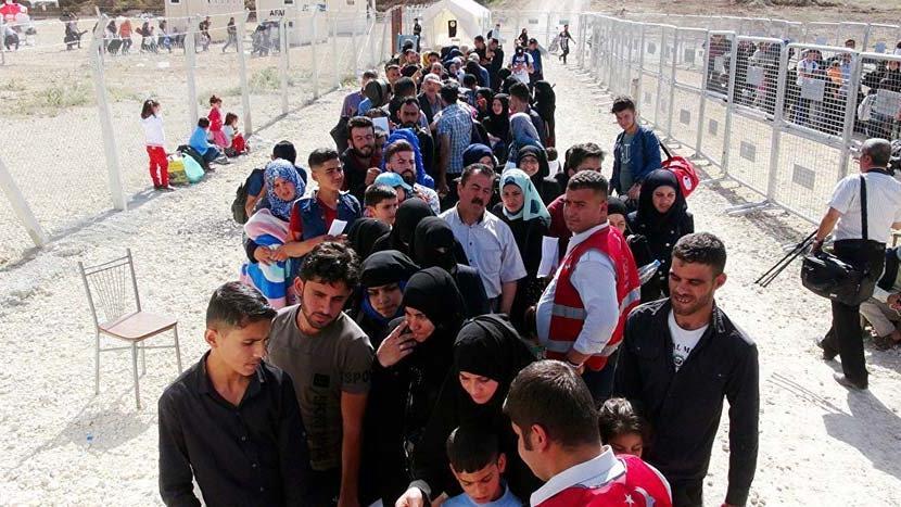 Suriyeliler'e böyle oy kullandırılmış
