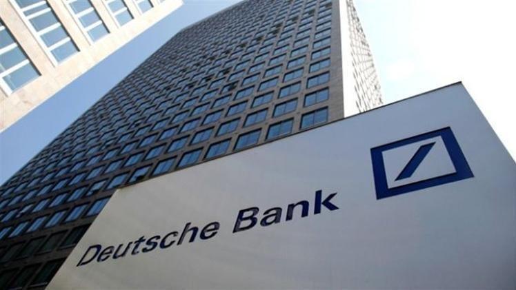 Deutsche Bank ABD´deki yatırım bölümünü küçültüyor