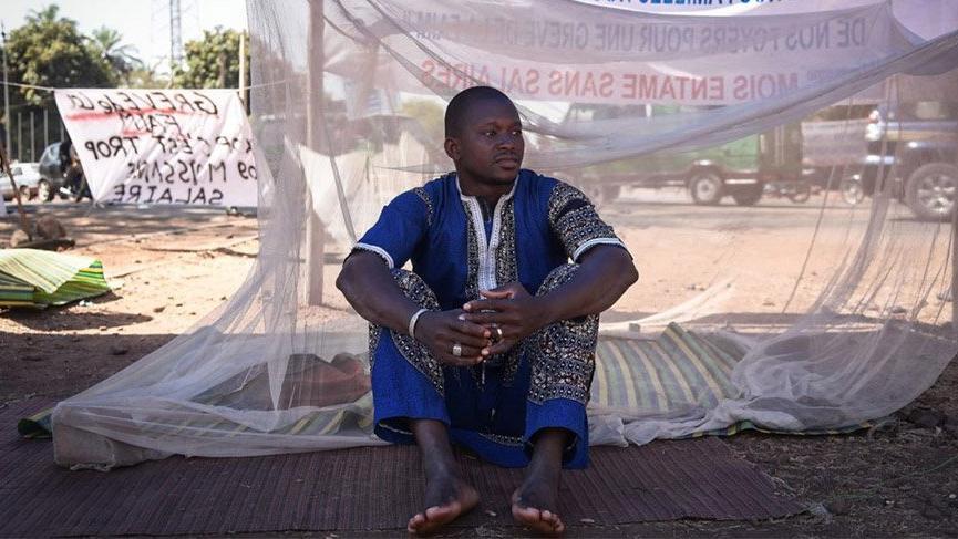 Mali'de açlık grevindeki 8 işçi öldü!