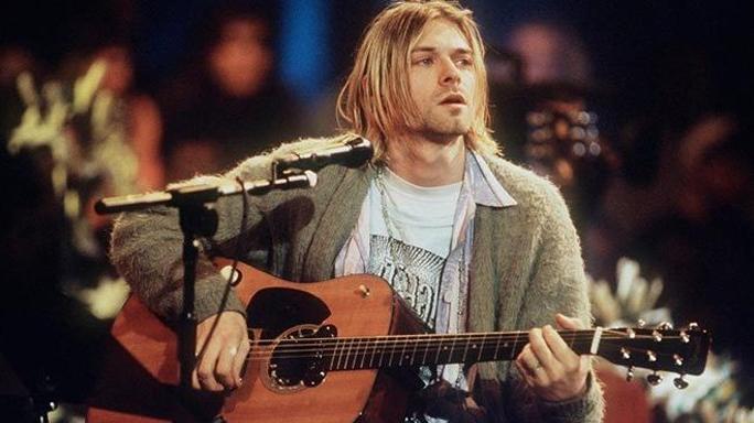 Bir Kurt Cobain biyografisi