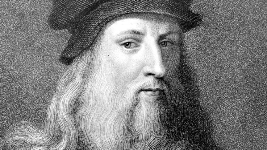 Leonardo da Vinci kimdir? İşte Leonardo da Vinci'nin hayatı…