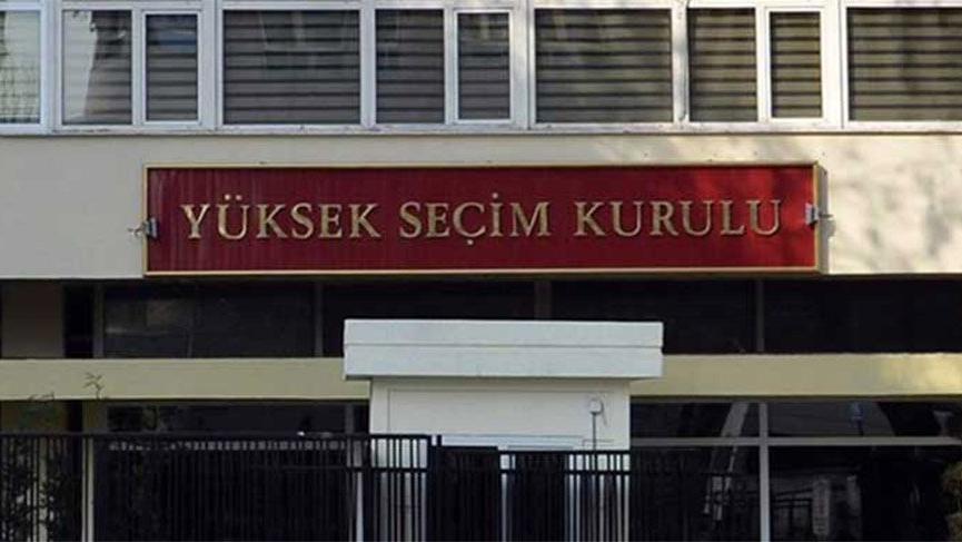 YSK'dan flaş karar! MHP'nin olağanüstü itirazları reddedildi