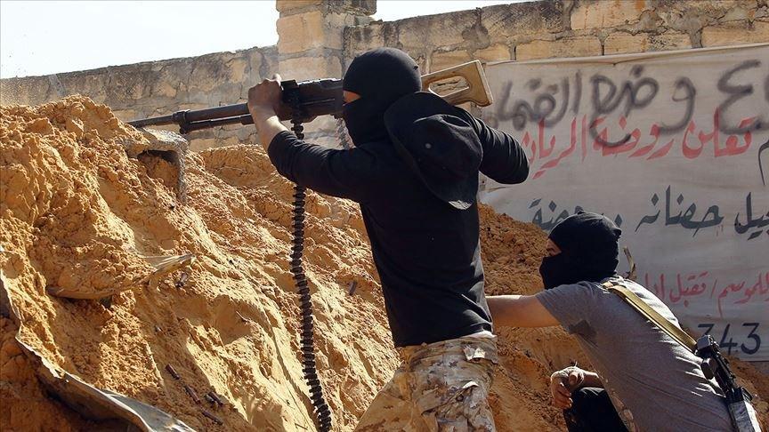 Libya'daki çatışmalarda ölü sayısı 174'e yükseldi