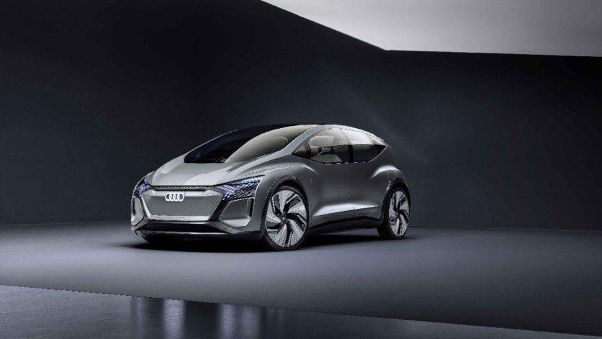 Audi'den büyük şehirler için konsept otomobil