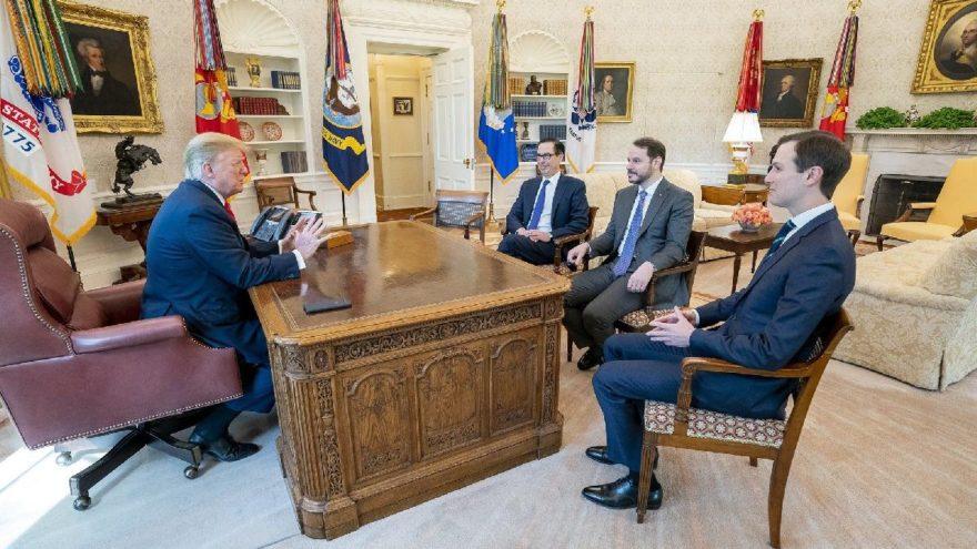 WSJ'dan Albayrak-Trump görüşmesi yorumu: Çıkmazı aşamadı