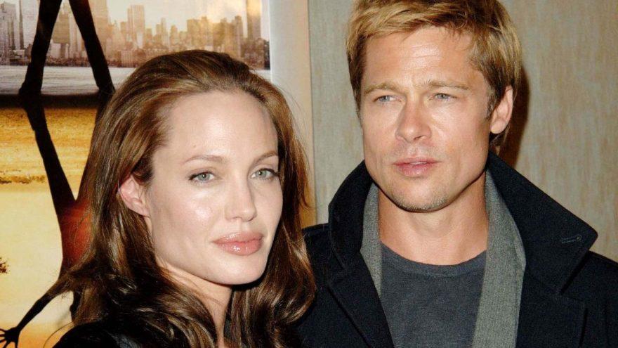 Angelina Jolie soyadını değiştirdi