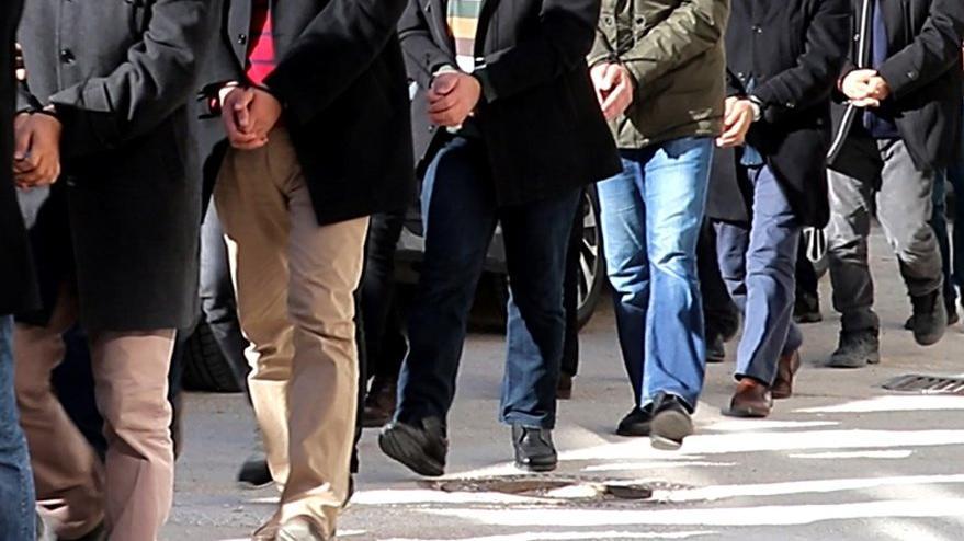 Kaçak kazıdan sarayda görevli müdür, albay ve polis müdürü çıktı