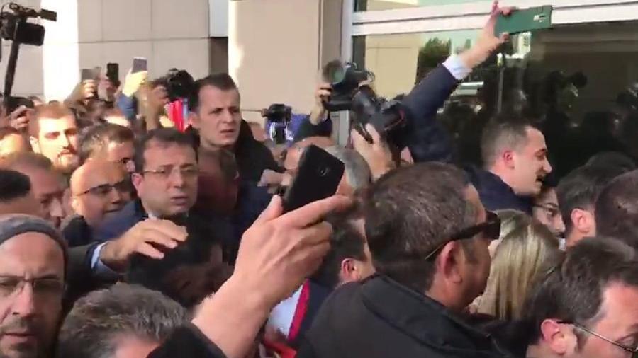 Ekrem İmamoğlu mazbatasını aldı! | İstanbul seçim sonuçları